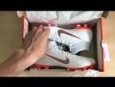 Распаковка заказа (Футбольные бутсы Nike Mercurial Superfly 6 Academy MG World Cup 2018 AH7362-107)