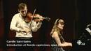 Nikita Boriso-Glebsky, Dana Protopopescu, Saint-Saens Introduction et rondo capriccioso