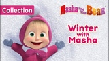 Masha And The Bear - Winter with Masha!