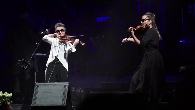Светлана Сурганова и Мария Савкина. Скрипки. 30.11.2018 БКЗ