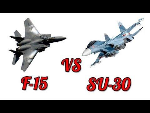 SU-30 против F-15 бой в Индии шокировал Американцев