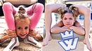 Incredible STRONG and FLEXIBLE KIDS 2018