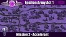 Прохождение Mental Omega 3 3 4 Армия Эпсилон Акт 1 Катализатор 2