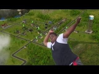 Когда слышу музыку из The Sims 2