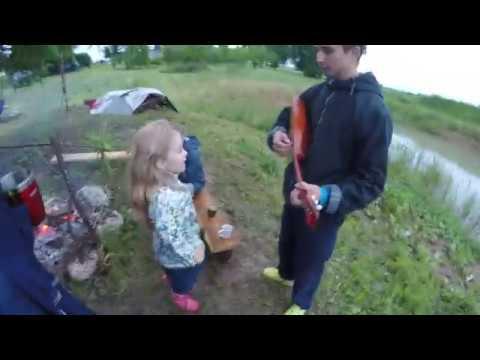Молодой Ютубер 18   Сериал Детский лагерь   2 серия