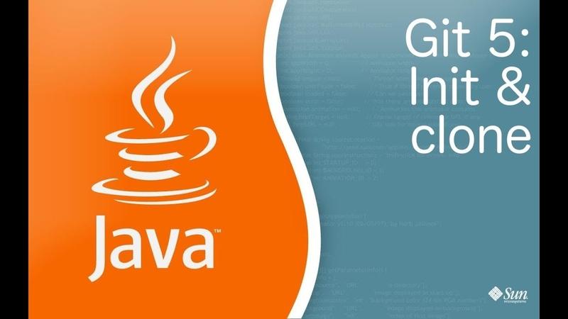 Git 5 Инициализация и клонирование репозитория