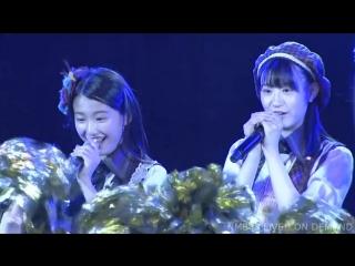 Kushiro Rina, Ijiri Anna, Jonishi Rei, Shiotsuki Keito + BD - Manatsu no Christmas Rose @ 180628 NMB48 Stage BII4