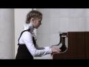 Каява Виолетта — Д.Чимароза «Соната»