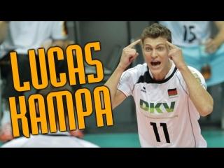 Best German Setter - Lukas Immanuel Kampa _ Volleyball Game