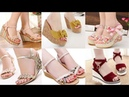 Latest wedge sandal Design Latest Stylish Sandal Design Latest Party Sandal Design