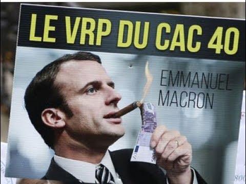 J'SUIS PAS CONTENT ! 147 : Macron VS les Rangers du Risque Christophe Barbier VS Malaise(s) !