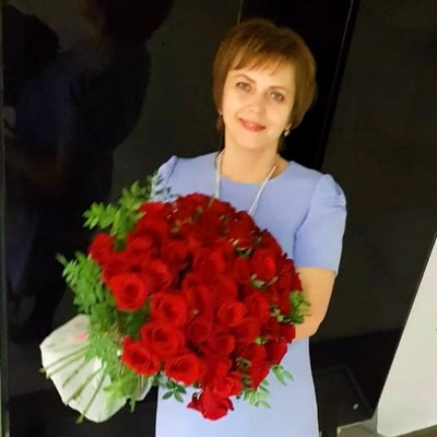 Светлана Мелёшкина