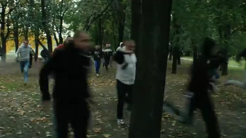 Околофутбола фильм Сцена в парке Лучшие моменты mp4