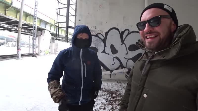 Самый известный граффити художник России RASKO Тату на лбу ПРОВИНЦИАЛЫ VLOG121