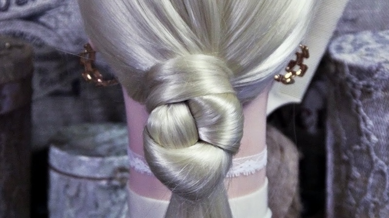 Hairstyle Knot Hairstyles by REM Copyright ©