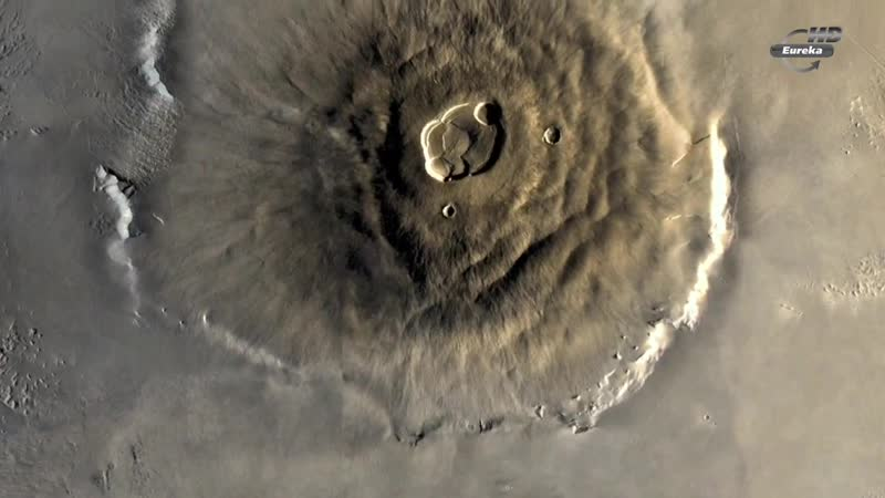 Марс. Мир которого не было. Была ли жизнь на Марсе