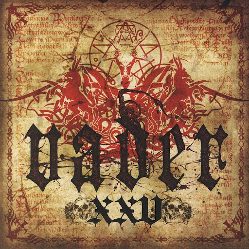 Vader альбом Xxv