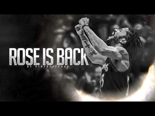 Derrick Rose - CAREER HIGH 50 PTS GAME 01.11.18 - Motivational Mini Movie ᴴᴰ