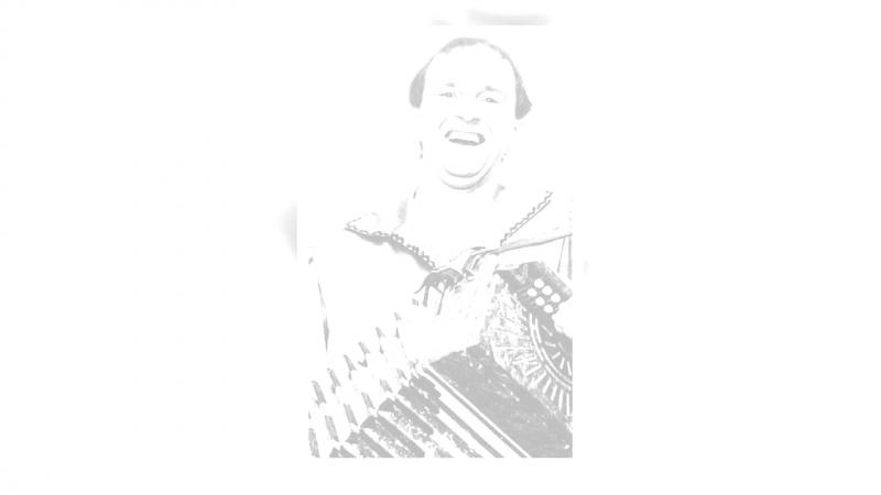 Играет гармонист второй золотой заволокинской десятки России Михаил Ерасёв ( Украина - Киров).