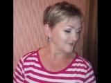 У меня был очень жизнерадостный, интересный, позитивный клиент, на видео видно, что даже будучи серьезной видна улыбка... Марину