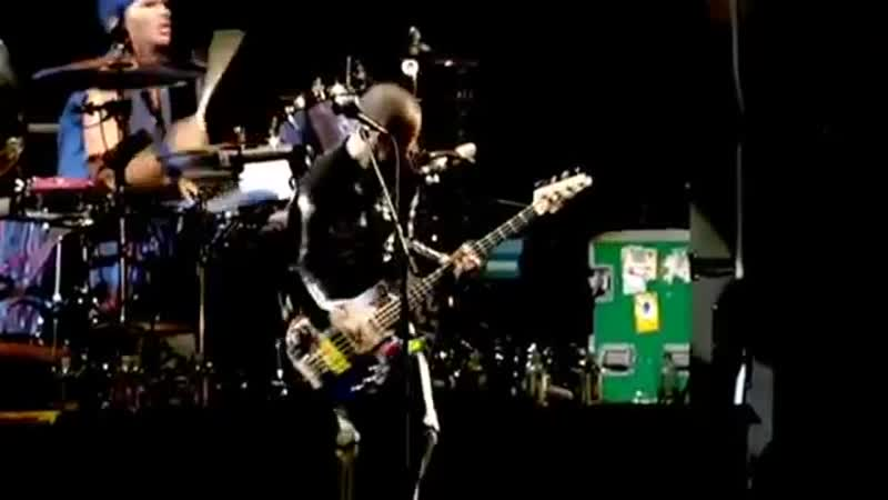 Red Hot Chili Peppers - Cant Stop - Live at Slane Castle