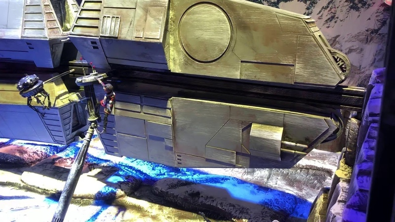 STAR WARS SDCC Hasbro!