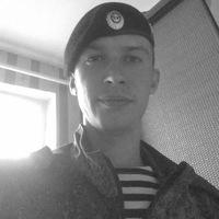 Анкета Серж Горлов