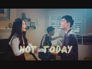 BTS (방탄소년단) MASHUP!! - ft Sam Tsui, Megan Lee.mp4
