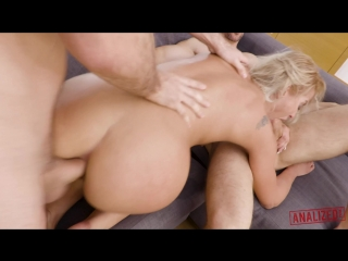 Cherry Kiss - Cherry Kiss Wants As Many Cocks As You Can Bring Her [Anal, Blondes, DAP, DP, Threesome, 1080p]