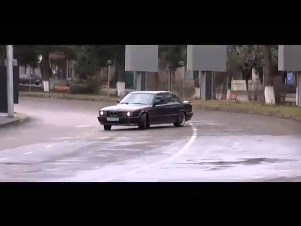 БМВ Е34 М5 Георгий Тевзадзе