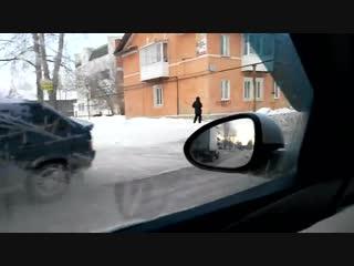 ДТП на ул. Парковая