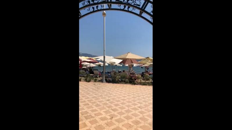 Мармарис. Отель Orka Nergis Beach