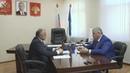 Рабочая встреча с руководителем администрации Ухты Магомедом Османовым