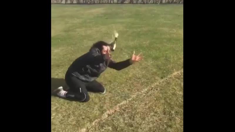 WCGW: if I do some dumb drunk shit