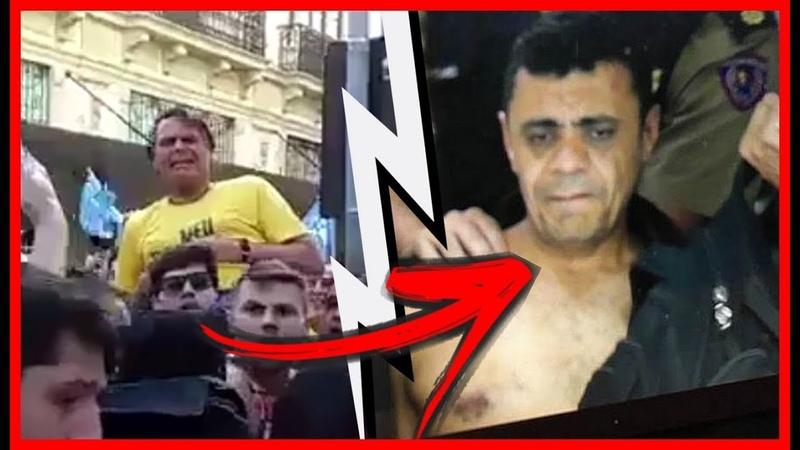 Bolsonaro é ESFAQUEADO! Agressor é identificado e preso, veja quem é!