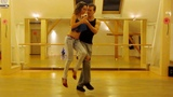 Dusan &amp Domi Christmas Kizomba Dance Practice 2015 Bratislava, Ellie Goulding Love Me Like You Do
