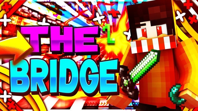 The Bridge (зе бриджи) [The Bridge Minecraft mini games]