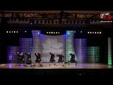 Neutral Zone - Mexico (Adult) @ HHIs 2013 World Hip Hop Dance Championship (1)
