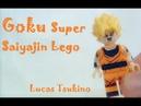 Goku Super Saiyajin Lego