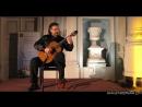Aniello Desiderio plays Napoleon Coste - Le Depart