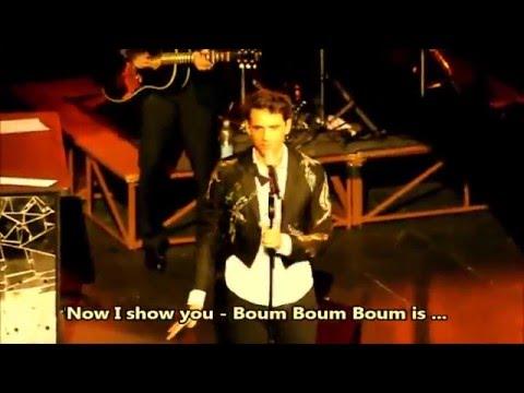MIKA - I SHOW YOU Boum Boum Boum! (Funny Sexy moment | Eng Sub)