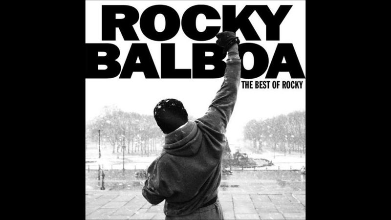 Gonna Fly Now (Theme Song from Rocky) w Lyrics