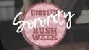 DAY 5 - SORORITY RUSH WEEK! (CINDY, LINDA, AMANDA)
