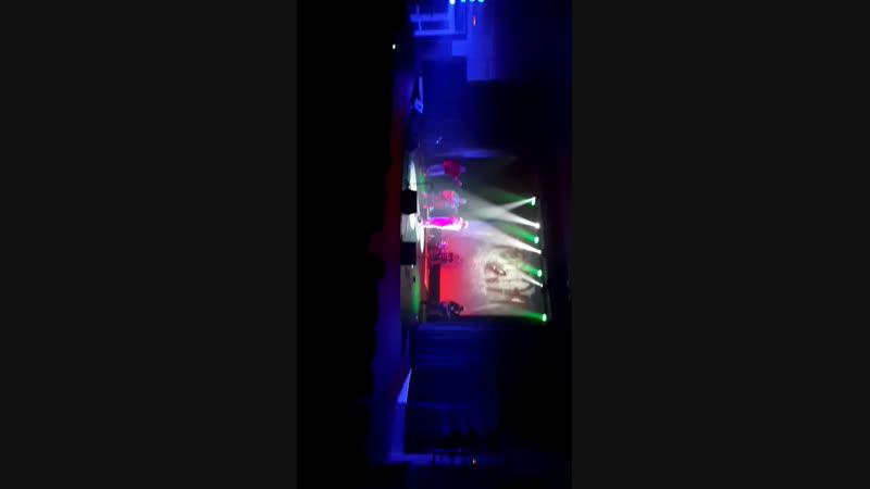 все тот же концерт в г. Поронайск группа Неформат Смирных
