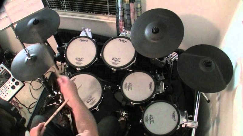 Who'll Stop The Rain - Creedence Clearwater Revival (Drum Cover)