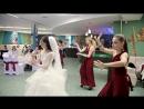 Tanets syurpriz ot nevesty
