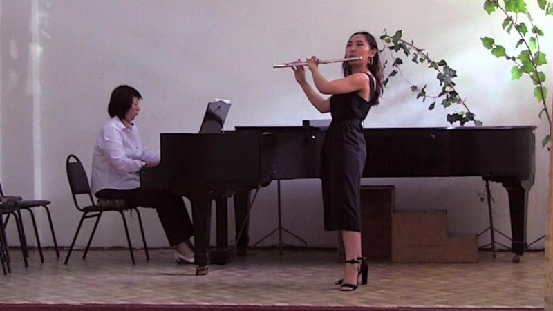 Kamila Galeeva — Airs Vaques