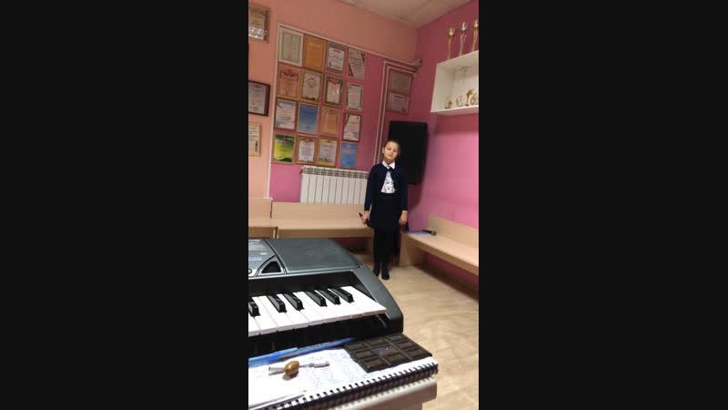 Олеся Черникова (Абаева) — Live
