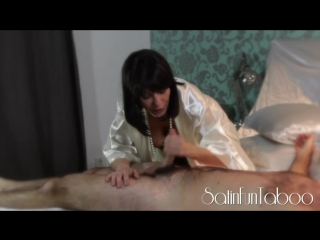 satinfuntaboo.com - After watching porn with mother X (POV, MILF)