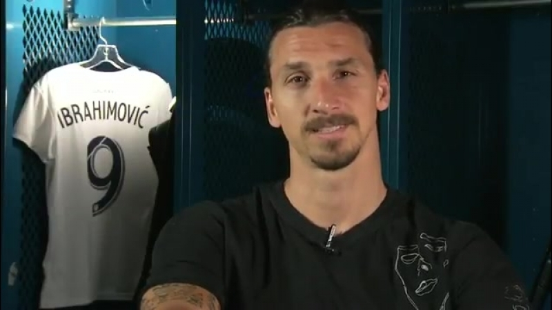 Zlatan Ibrahimovic confirms he will attend Wembley and eat a portion of fish and chips aft